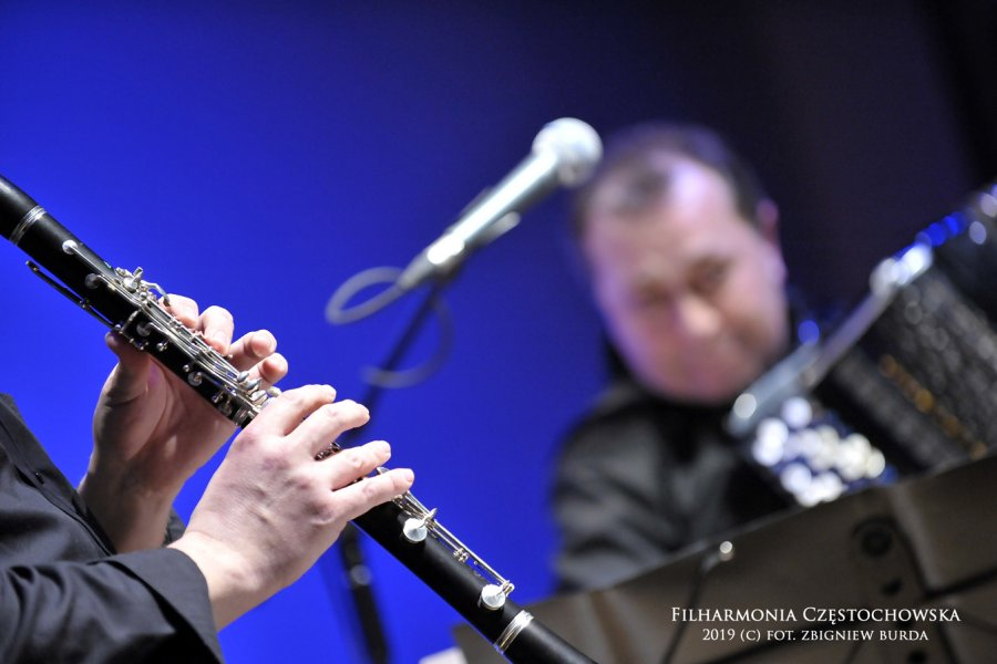 Klezmer reloaded