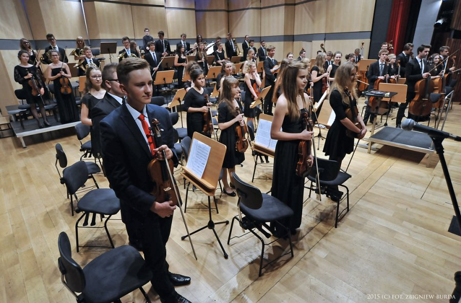 Lutoslawski Youth Orchestra 2015