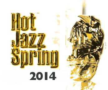 10th Hot Jazz Spring 2014 - Parada nowoorleańska