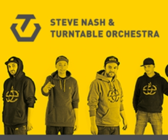 Steve Nash & Turntable Orchestra
